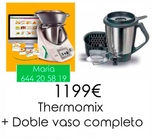 Última oportunidad de hacerte con Thermomix® tm5