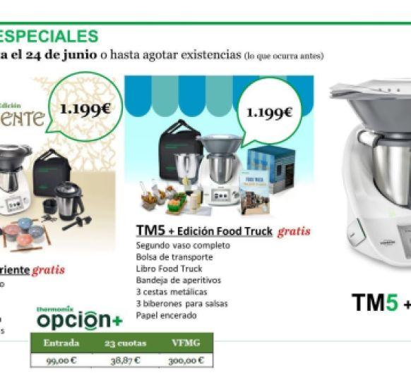 Ediciones Especiales TM5