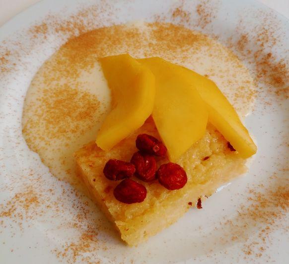 Mango, torrija y natillas, la tradición más actual