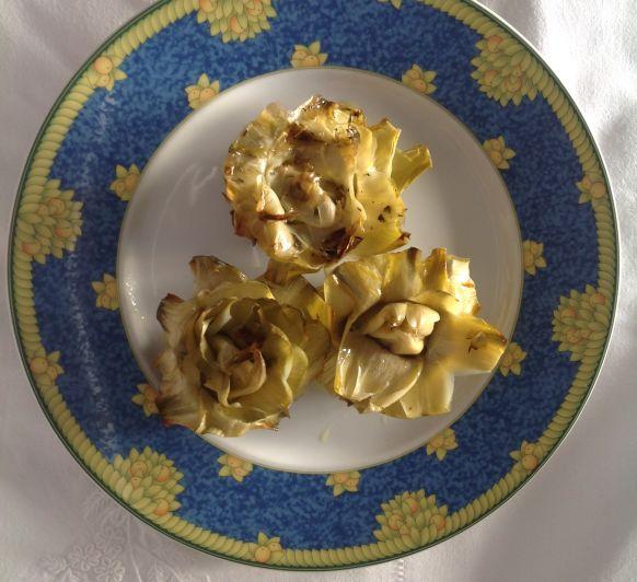 La Alcachofa - Flores de alcachofa