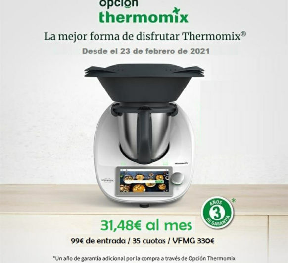 AHORA Thermomix® SIN LIMITES