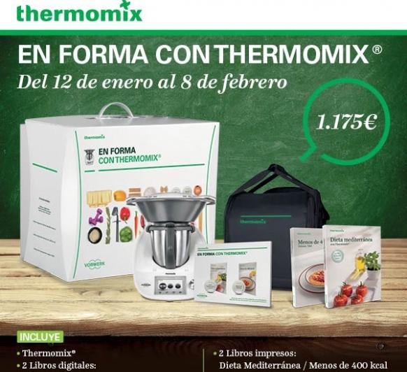 Empieza el año En forma con Thermomix®