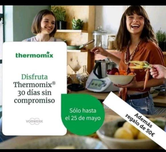 Prueba el Thermomix® 30 días en casa