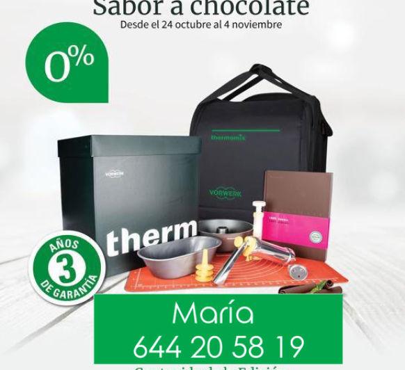 Thermomix® con cero intereses: Edición Sabor Chocolate