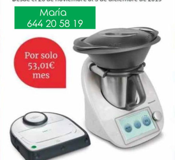 Black Friday llega a Thermomix®