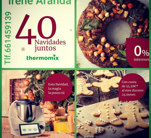 Thermomix® SIN INTERESES EN MADRID