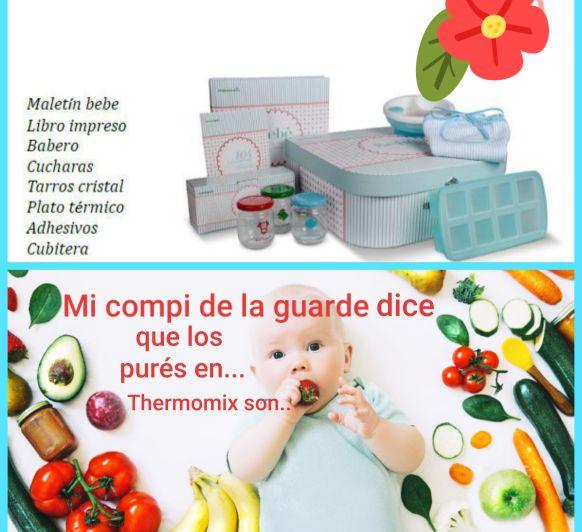 RECETAS PARA NIÑOS CON Thermomix®