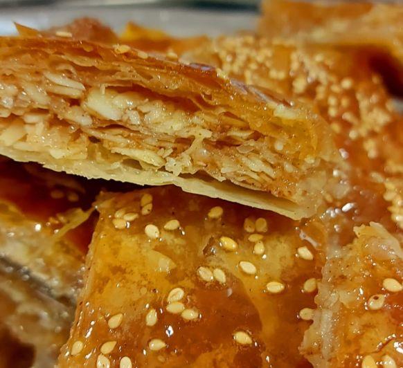 Baklava (dulce libanes)